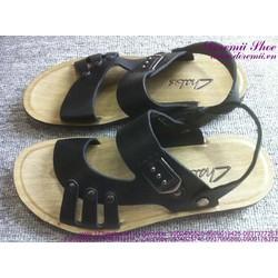 Giày sandal da nam Clark mẫu mới cực sành điệu SDN54