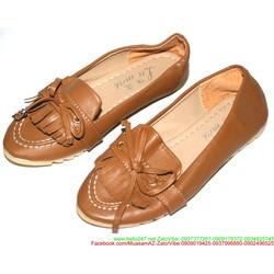 Giày búp bê nữ thắt nơ dễ thương xinh xắn GNBB55