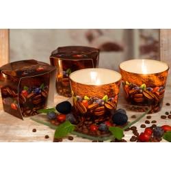 Ly nến thơm Coffee Bartek Candles FtraMart FTM-BAT1008