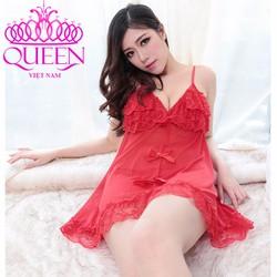 Váy ngủ đẹp quyến rũ QS294A