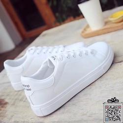 Giày thời trang nữ stansmith full trắng