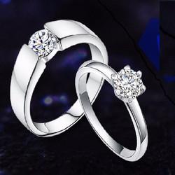 Nhẫn đôi | nhẫn đôi - quà tặng tình yêu