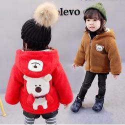 Áo khoác bông bé trai và bé gái - giá 330k -V0964
