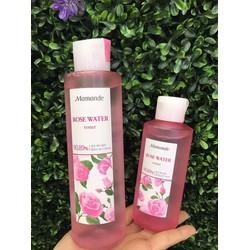 Nước Cân Bằng Da Mamonde Rose Water Toner 250ml