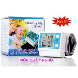 Máy đo huyết áp điện tử cổ tay đa năng