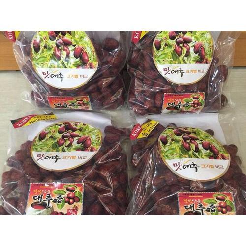 500g táo đỏ sấy khô hàn quốc