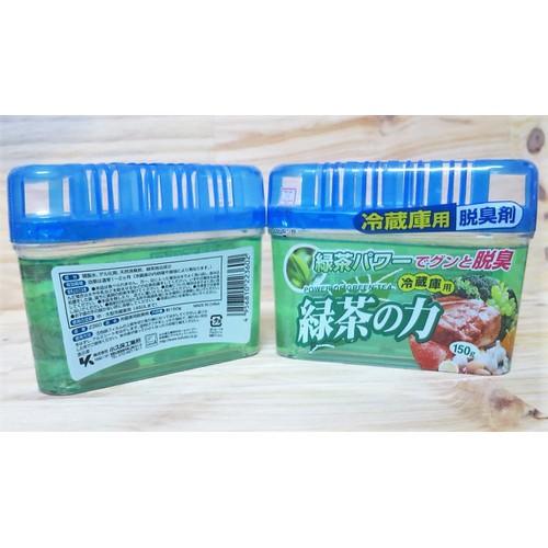 Hộp khử mùi tủ lạnh hương trà xanh Kokubo Nhật Bản - 7722479 , 7371956 , 15_7371956 , 45000 , Hop-khu-mui-tu-lanh-huong-tra-xanh-Kokubo-Nhat-Ban-15_7371956 , sendo.vn , Hộp khử mùi tủ lạnh hương trà xanh Kokubo Nhật Bản