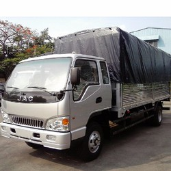 Xe tải jac 6T4 -  jac 6.4 tấn thùng bạt