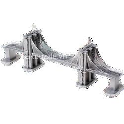 Mô hình kim loại - Cầu Brooklyn