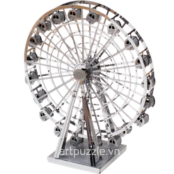 Mô hình kim loại - Đu quay Ferris