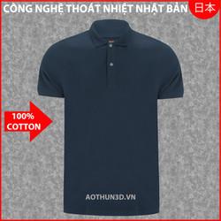 áo thun cá sấu nam GOLD RHINO hàng hiệu, 100 cotton
