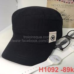 Nón nồi thời trang - H1092 - Xanh đen