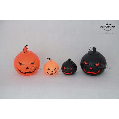 Trái bí ngô trang trí Halloween cỡ lớn