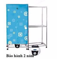 Tủ sấy quần áo Panasonic có điều khiển - hỗ trợ 50k vận chuyển