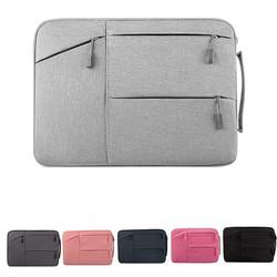 Túi đựng laptop chống sốc có quai cầm nhiều ngăn lót nhung
