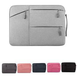 Túi chống sốc laptop macbook 14 inch nhiều ngăn sang trọng