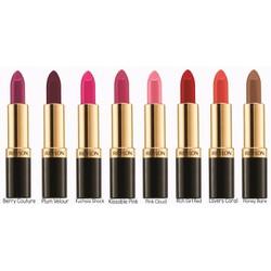 Son Thỏi Lì Có Dưỡng Revlon Super Lustrous Lipstick