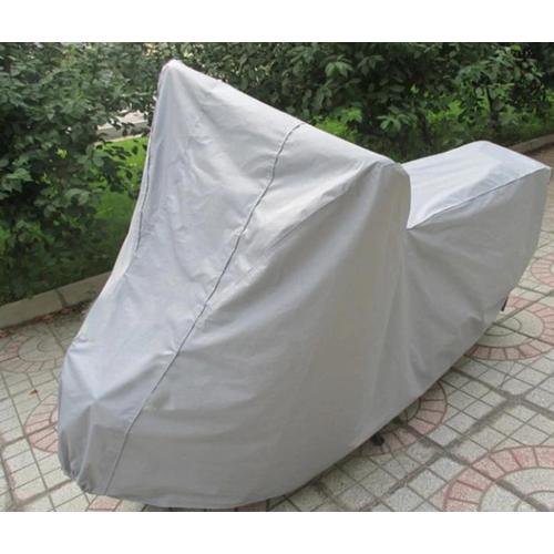 Áo trùm xe máy Vải polyester siêu bền chống thấm 3XXL