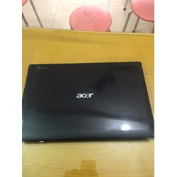 Laptop Acer 5754 Màn 15.6 inh Core i3 Ram 2g