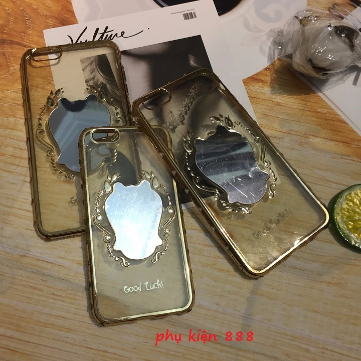 Ốp lưng Iphone 6 6s 6 Plus Good Luck 5