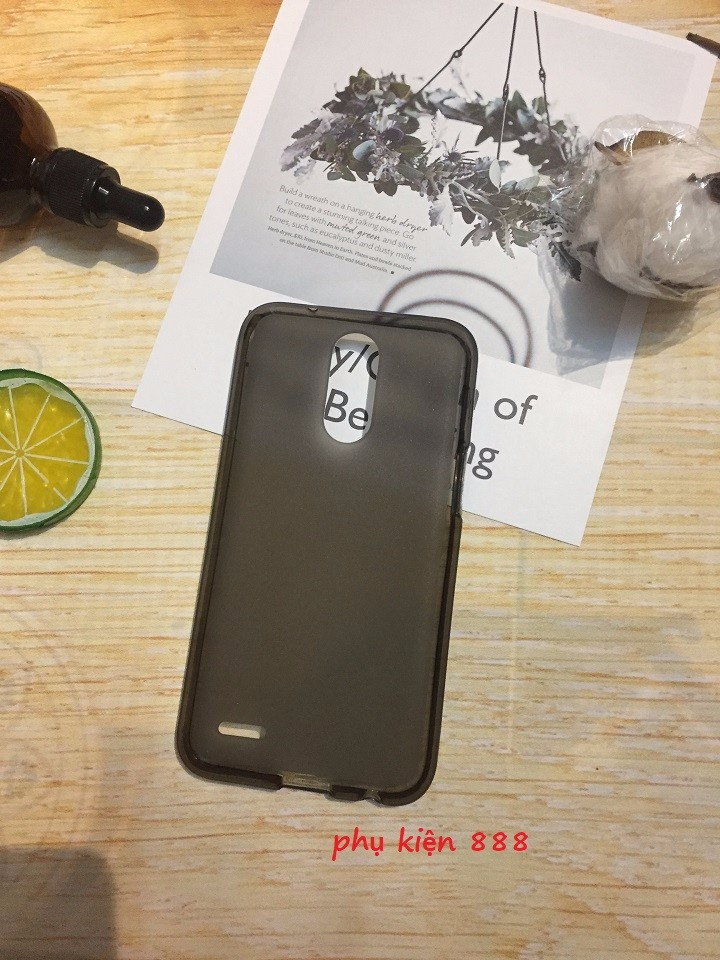 Ốp lưng LG K10 2017 silicone dẻo 1