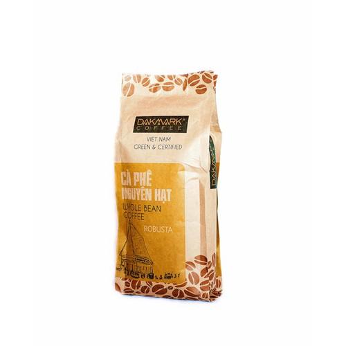 Cà phê nguyên hạt DakMark Robusta 200g - 7722450 , 7371731 , 15_7371731 , 60500 , Ca-phe-nguyen-hat-DakMark-Robusta-200g-15_7371731 , sendo.vn , Cà phê nguyên hạt DakMark Robusta 200g