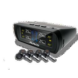 Cảm biến áp suất lốp TPMS Papago S60i van trong