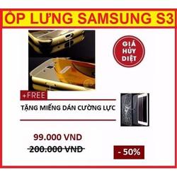 ỐP LƯNG SAMSUNG S3