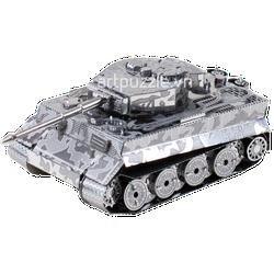 Mô hình kim loại - Xe tăng Tiger