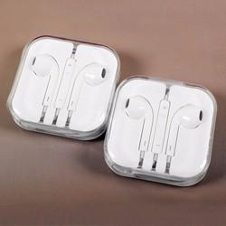 Combo 2 tai nghe iPhone, iPod, iPad