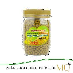 Viên nghệ vàng mật ong Dak Lak 200gram - Trị đau dạ dày hiệu quả