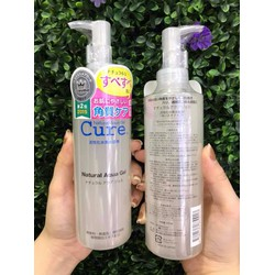 Gel Tẩy Tế Bào Chết Cure Natural Aqua Gel