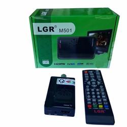 Đầu thu kỹ thuật số DVB-T2 LGR Đen