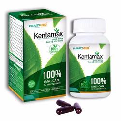 Thực phẩm hỗ trợ tăng cân Kentamax