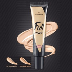 Kem Nền Aritaum Full Cover BB Cream SPF50+ PA+++
