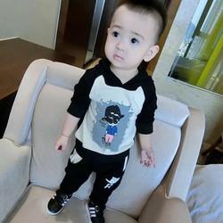 Quần áo bé trai 1- 5 tuổi