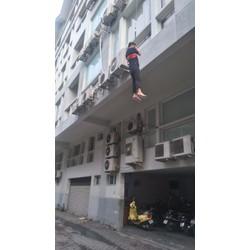 Dây thoát hiểm căn hộ cao tầng
