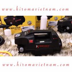 Máy rửa xe hàng chính hãng HIROMA Model mới