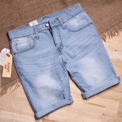 Quần Short Jeans Xanh nhạt