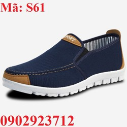 Giày Lười Nam  Hàn Quốc Siêu Bền - S61