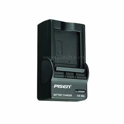 Sạc Pisen cho Pin máy ảnh Panasonic D08S
