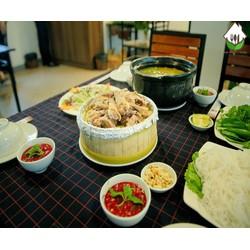 Hấp Dẫn Với Set Vịt Trời Dành Cho 04 Người Tại Nhà Hàng T HOUSE  33 Hoàng Cầu