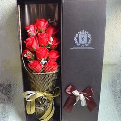Hoa hồng sap 11 bông lưu hương thơm lâu