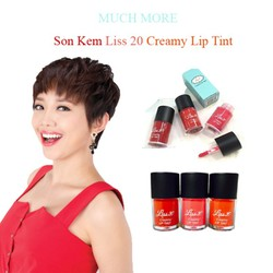 Son Kem Muchmore Liss 20 Creamy Lip Tint