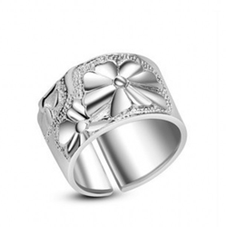Nhẫn đeo ngón út cho nữ