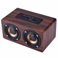 [Nhập Khẩu] Loa gỗ Super Bass vi tính âm thanh nổi HIFI Stereo speaker