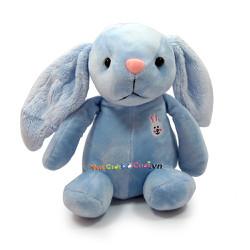 Thỏ bông xanh nhỏ