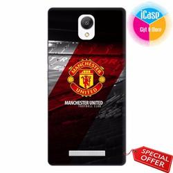 Ốp lưng Xiaomi Note 2 - Nhựa dẻo in hình Câu lạc bộ Manchester United