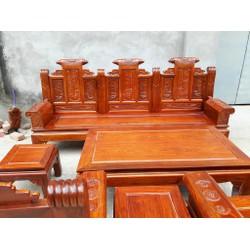 Bộ bàn ghế tay hộp á âu