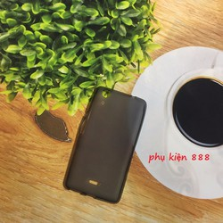 Ốp lưng Wiko RainBow Up silicon dẻo